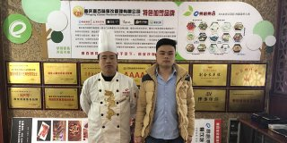 陕西汉中程先生加盟四海花甲米线