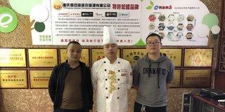 四川泸州周先生加盟四海花甲米线