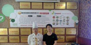 重庆璧山李先生加盟四海花甲米线